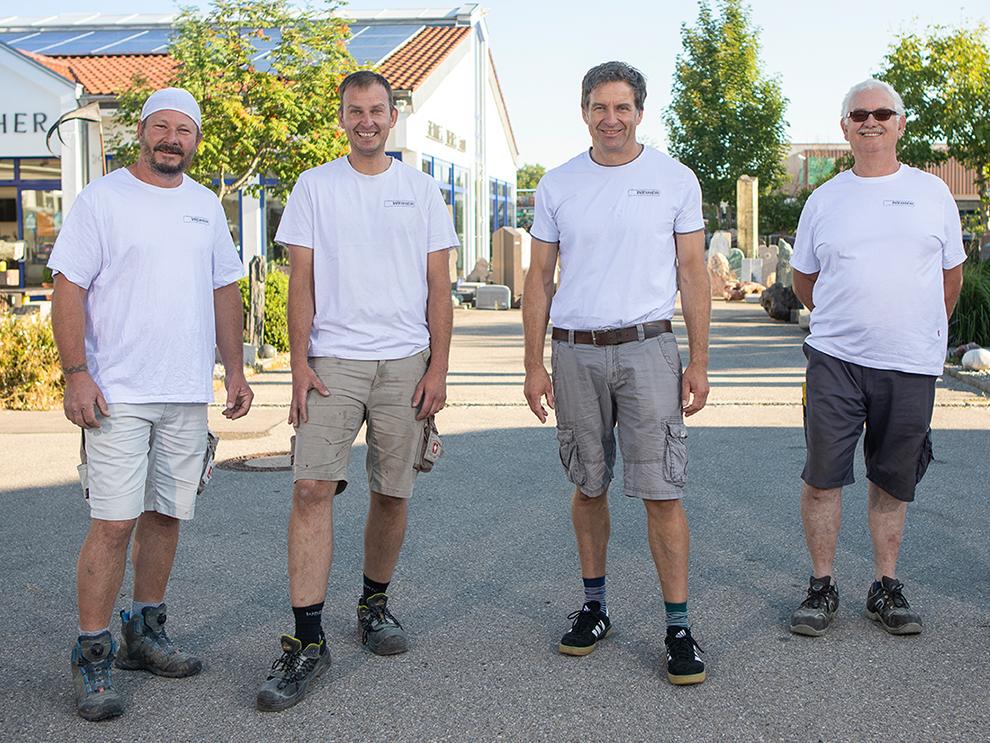 Steinmetz Weiher Team